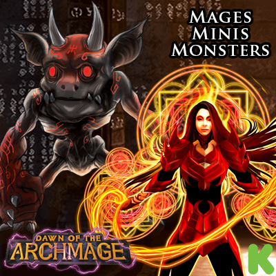 Dawn of the Archmage
