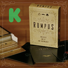 Rumpus Card Game