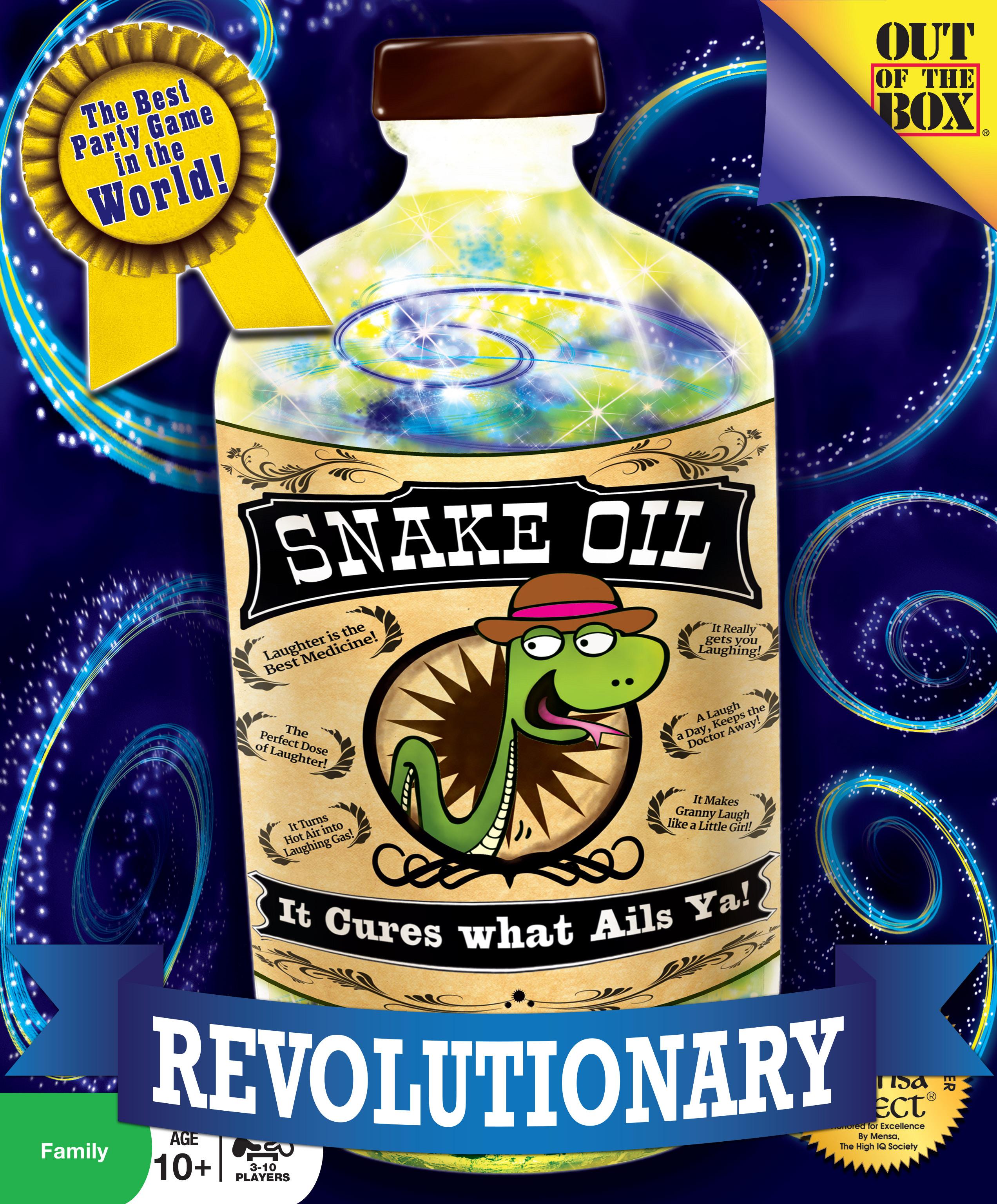 Snake Oil | Casual Gam...