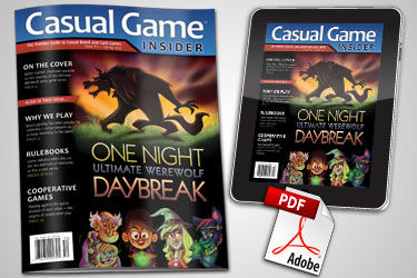 Casual Game Insider magazine