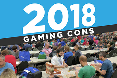 2017 Tabletop Gaming Conventions