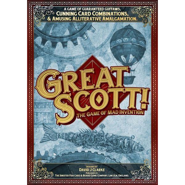 Great Scott!