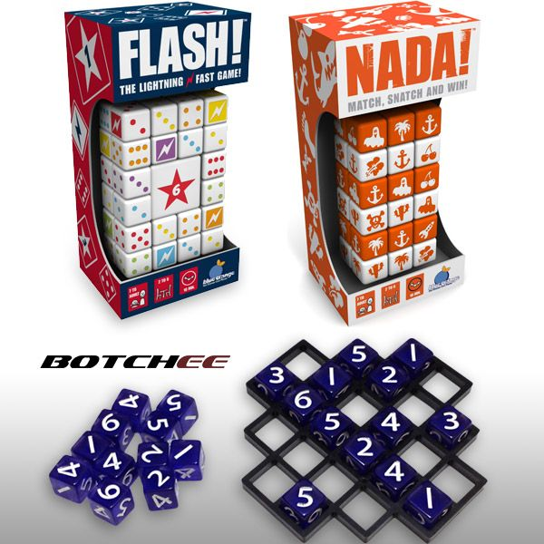... and Botchee: A Review of 3 Quick Dice Games | Casual Game Revolution