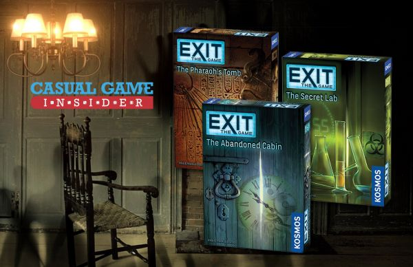 Exit: The Game Giveaway