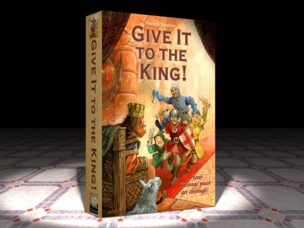 Give It to the King!