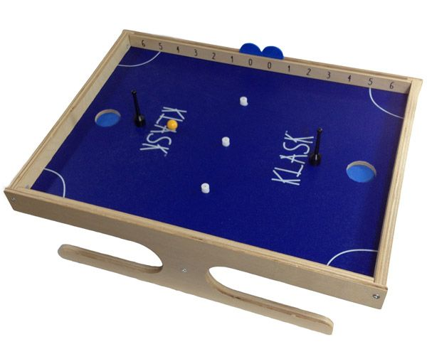 Some Games Blur The Line Between A Tabletop Dexterity Game And A Sport U2013  Foosball And Air Hockey Are Both Good Examples, But They Require Expensive  ...