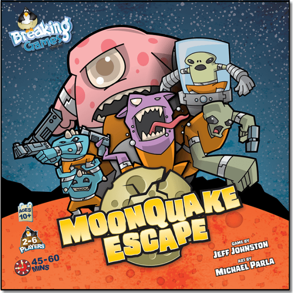 MoonQuake Escape