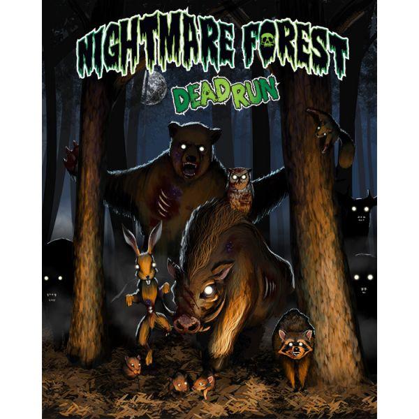 Nightmare Forest: Dead Run