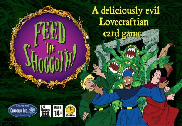 Feed the Shoggoth!