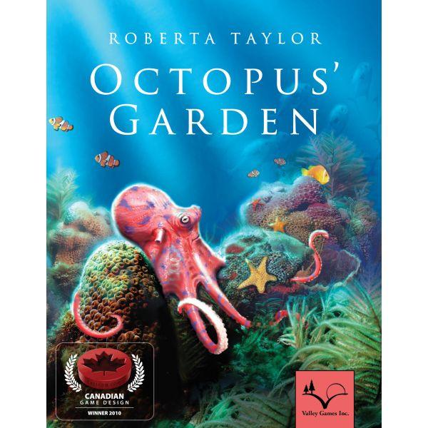 Octopus 39 Garden Casual Game Revolution