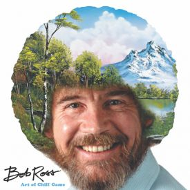 Bob Ross Board Game