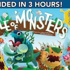 Isle of Monsters