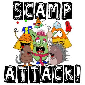 Scamp Attack!