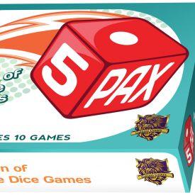 5Pax game box