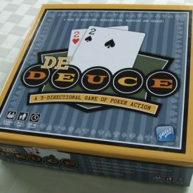 DeDeuce board game