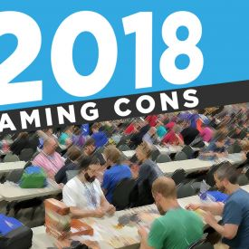 2018 tabletop gaming conventions