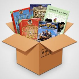 Big Box O' Card Games Giveaway