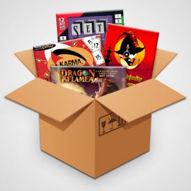Big Box O' Card Games