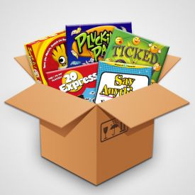 Big Box O' Party Games