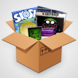 Big Box O' Party Games Giveaway