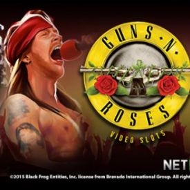 Guns 'n' Roses Slot Machine Game