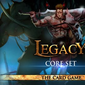Legacy: The Card Game