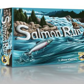Salmon Run by Gryphon Games