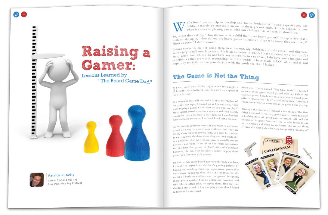 Board Games Full Issue